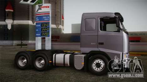 Volvo FH13 500 for GTA San Andreas left view