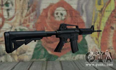 M4 RIS Carbine for GTA San Andreas second screenshot