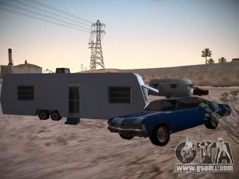 ENBSeries by Pablo Rosetti for GTA San Andreas sixth screenshot
