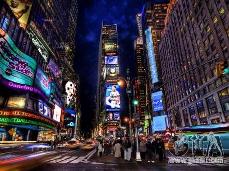 Loading screens, New York for GTA 4 third screenshot