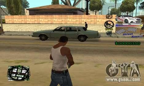 HUD Races for GTA San Andreas second screenshot