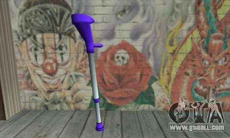 Crutch for GTA San Andreas second screenshot