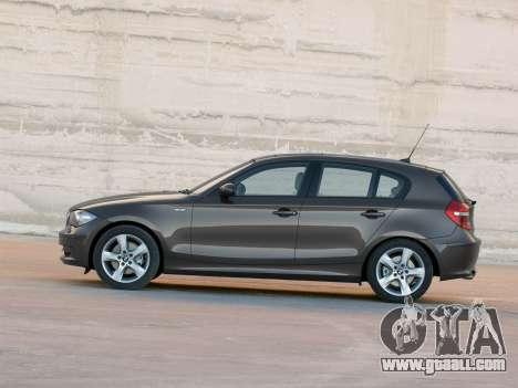Boot screens BMW 116i for GTA 4 eighth screenshot