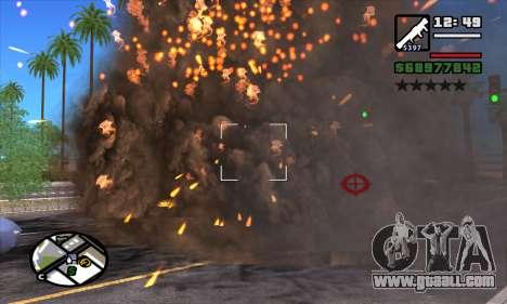 Slow Motion for GTA San Andreas second screenshot