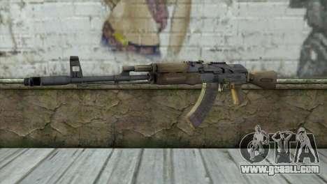 AK47 for GTA San Andreas