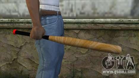 Baseball bat for GTA San Andreas third screenshot