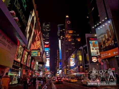 Loading screens, New York for GTA 4 seventh screenshot