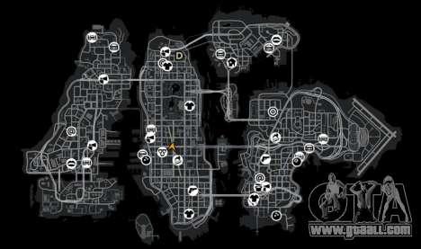 Billboards of GTA 5 for GTA 4 fifth screenshot
