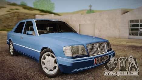 Mercedes-Benz E320 W124 for GTA San Andreas