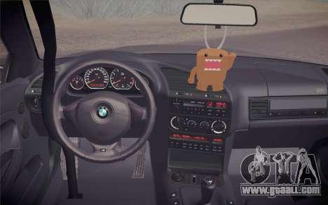 BMW M3 E36 Angle Killer for GTA San Andreas right view