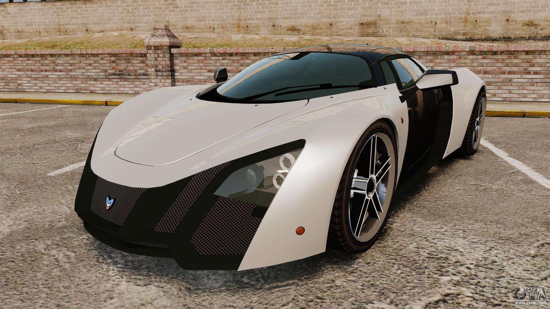 Marussia B2 for GTA 4