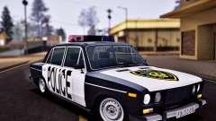 VAZ 2106 Police