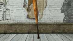 LCN Baseball bat for GTA San Andreas