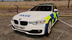 BMW 330d Touring (F31) 2014 Police [ELS] for GTA 4