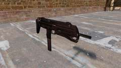 SMG submachine gun
