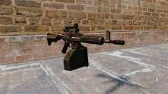 Ares Shrike 5.56 light machine gun