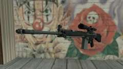 Sniper rifle from L4D for GTA San Andreas