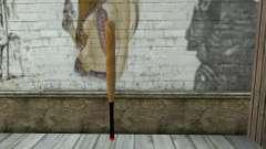 Baseball bat for GTA San Andreas