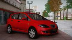 Seat Toledo 1.9TDi 2006 for GTA San Andreas