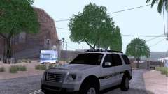 Ford Explorer Sheriff 2010 for GTA San Andreas