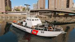 Gunboat U.S. Coastguard