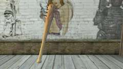 A spiked bat for GTA San Andreas