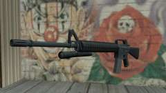 M16 from L4D
