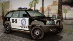 NFS Suv Rhino Light - Police car 2004