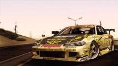 Nissan Silvia S15 TopSecret for GTA San Andreas