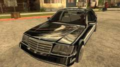 Mercedes-Benz 600SEL for GTA San Andreas