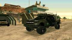 Ford F150 Raptor Unique Edition for GTA San Andreas