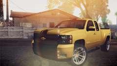 Chevrolet Silverado 2500 LTZ for GTA San Andreas