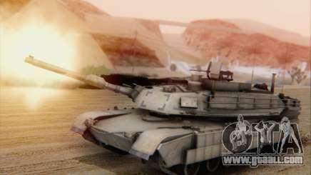 M1A2 Abrams for GTA San Andreas