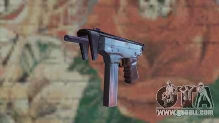 Tec-9 for GTA San Andreas