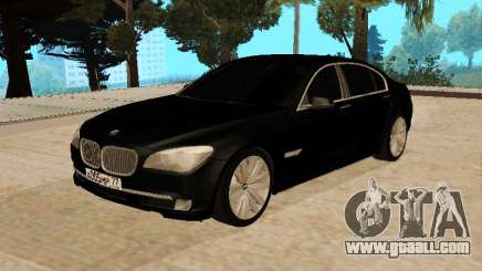 BMW 730Li for GTA San Andreas