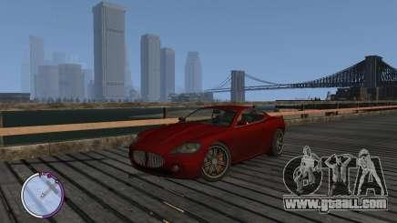 F620 из GTA 4 EFLC TBOGT for GTA 4