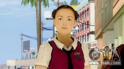 Hanako for GTA San Andreas