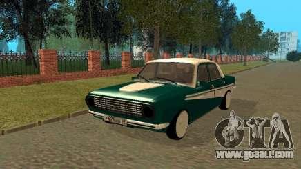 GAZ Volga 24-10 for GTA San Andreas