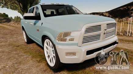 Dodge Ram 3500 Heavy Duty for GTA 4