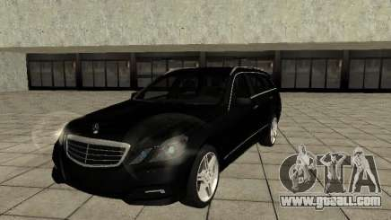 Mercedes-Benz w212 E-class Estate for GTA San Andreas