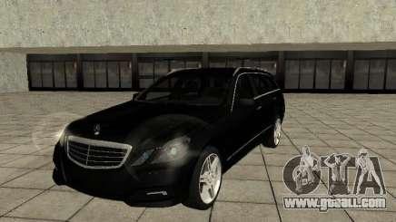 Mercedes-Benz w212 E-class Estate for GTA San Andreas