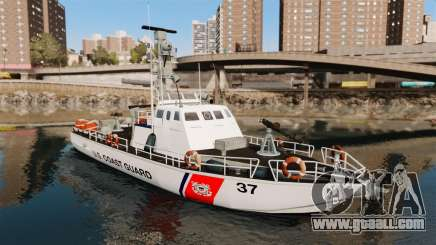 Gunboat U.S. Coastguard for GTA 4