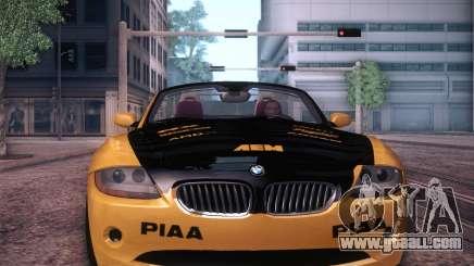 BMW Z4 V10 Stanced for GTA San Andreas