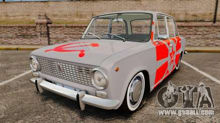 VAZ-Lada 2101 USSR for GTA 4