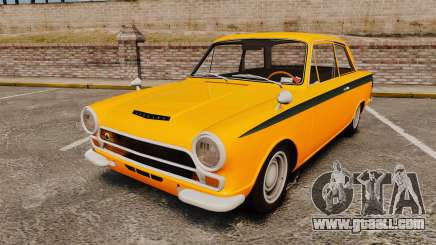 Lotus Cortina 1963 for GTA 4