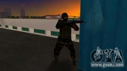 Fighter Alfa Antiterror for GTA Vice City