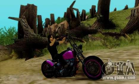 Glenn Danzig Skin for GTA San Andreas eighth screenshot