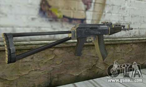 AK47 из S.T.A.L.K.E.R. for GTA San Andreas second screenshot