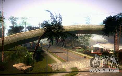 New Grove Street for GTA San Andreas forth screenshot