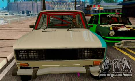 VAZ 2106 Cramps for GTA San Andreas side view